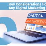 5 Key Considerations For Any Digital Marketing Plan