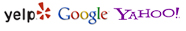 yelp google yahoo copy